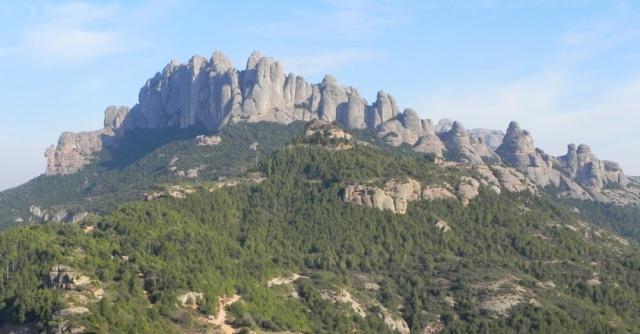 Agulles Montserrat