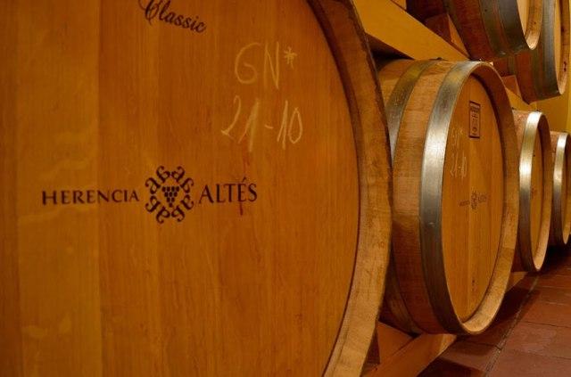 Herencia-Altes-Barrels